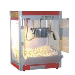Аппарат для производства ПОПКОРНА (popcorn)