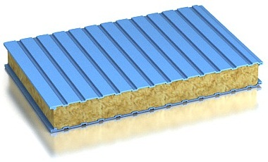 Buy Sandwich panel for the stroytelny industry and private needs. On Actions before the end of the week!
