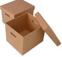 Упаковка для продуктов картонная