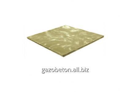 Купить Плитка тротуарная Дворцовая цветная, 400х400х30 мм, на белом цементе