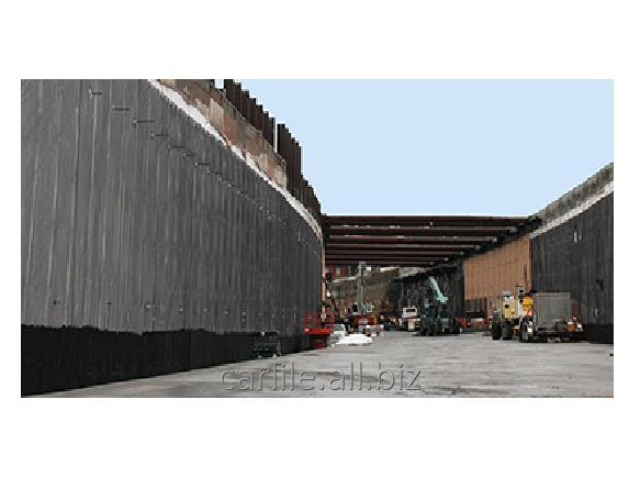 Superdifuzionny membrane of Carlisle Coatings and