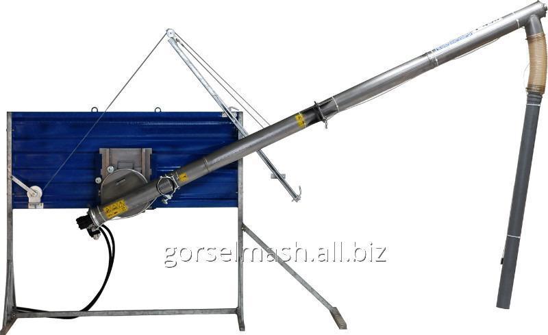 Шнековый транспортер с гидроприводом Т 206/5, Т458 загрузчики сеялок