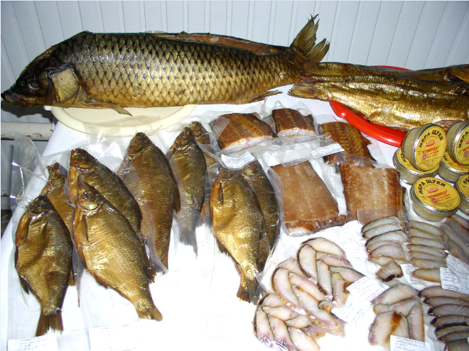 Мини завод по переработке рыбы Мини-завод по переработке рыбы: соление, вяление, способы холодного и горячего...