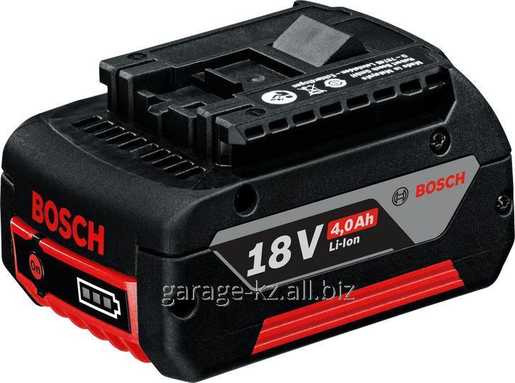 Аккумуляторная батарея Li-Ion 18 В, 4,0 Ач для шуруповертов BOSCH