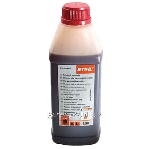 Масло для двухтактного двигателя (бочковое) HP 1 л STIHL