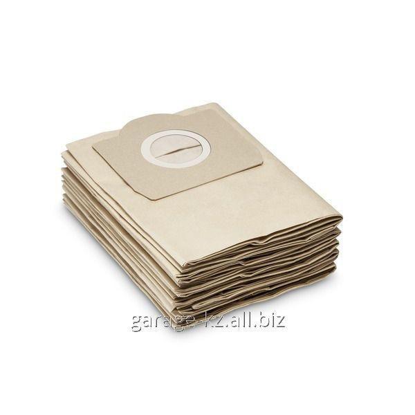 Бумажные фильтр-мешки для пылесосов WD 3.800 M eco!ogic, WD 3.200, WD 3.300 M, WD 3.500 P KARCHER