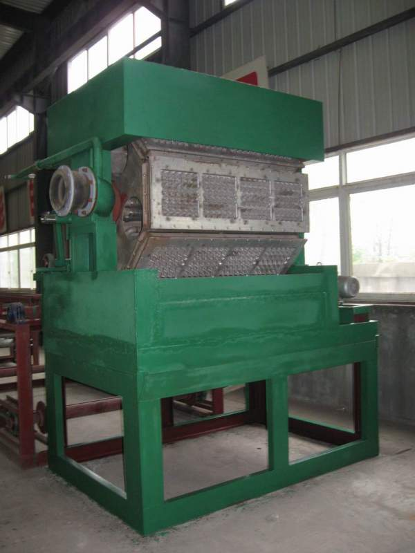 Buy The equipment for production of egg trays, container from waste paper