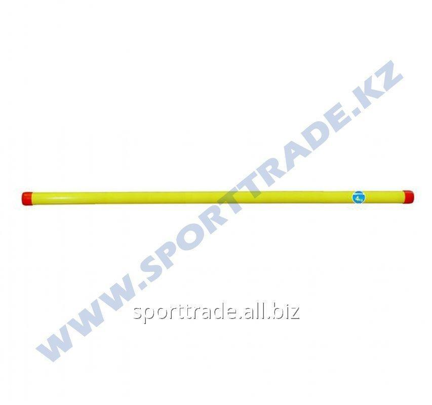 Купить Бодибар (гимнаст палка) 4 кг 120см