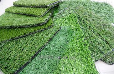 Газоны искусственные, Искусственный газон