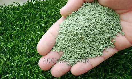 Гранулят резиновый для искусственной травы