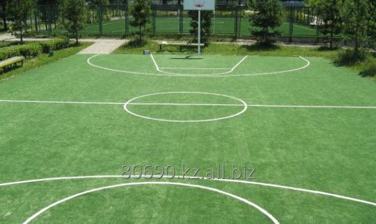 Газоны для спортивных площадок в Алматы