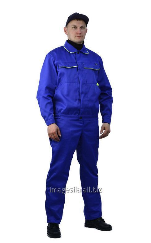 Куртка и комбинезон рабочий мужской