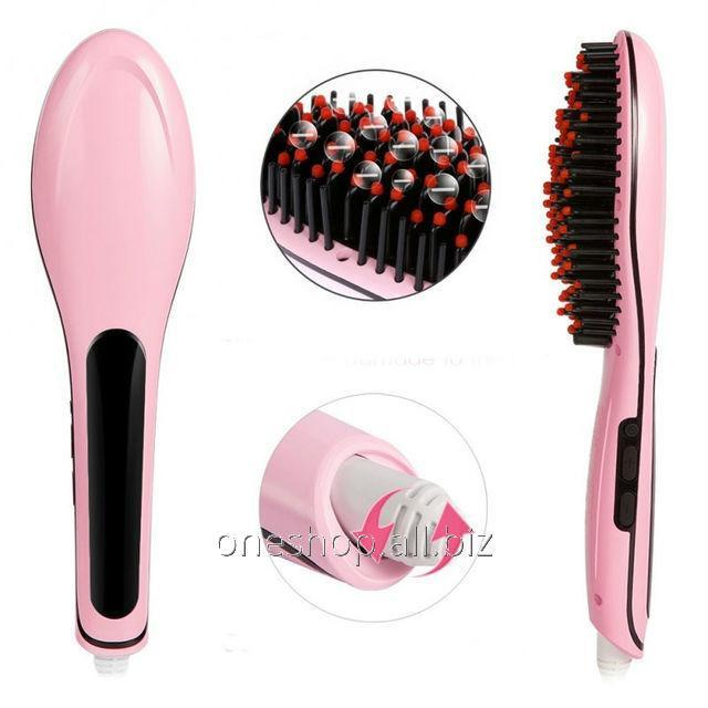 Buy Automatic hairbrush Fast Hair Straightener rectifier FH1 code