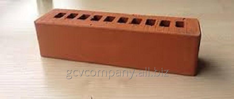 Керамический кирпич облицовочный, красный от ТОО G.C.V.