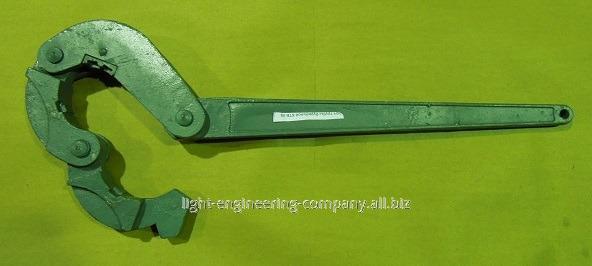 Ключ шарнирный для бурильных труб 89