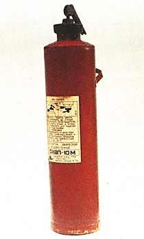 Огнетушитель химический пенный ОХП-10М