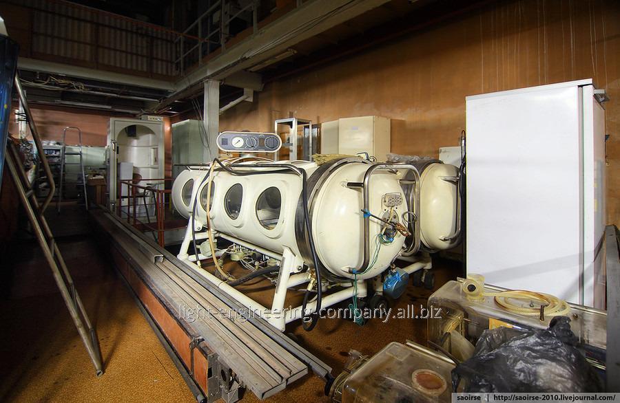 Система гипербарическая одноместная  БЛКС-3-01