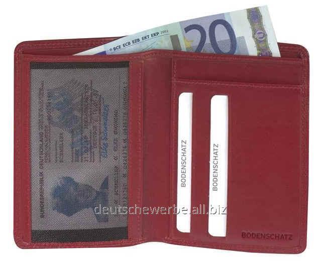 Портмоне с отделением для автодокументов Bodenschatz Borse - Ausweis Etui   , арт. 8-840 KN 19