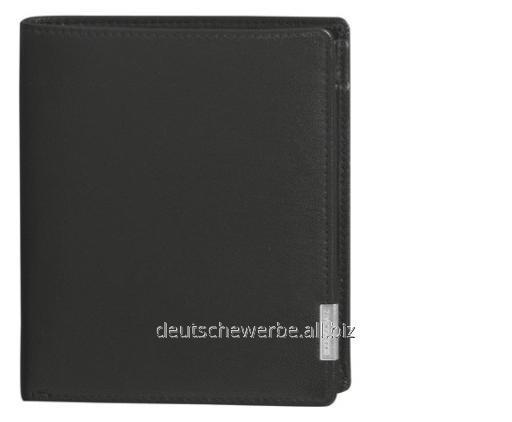 Портмоне Bodenschatz Geldborse  Schwarz , Kollektion Soft Line   , арт. 8-117 SL 01
