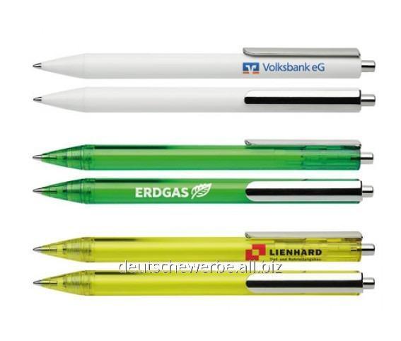 Промо ручка Schneider EVO разные цвета, арт. 936699