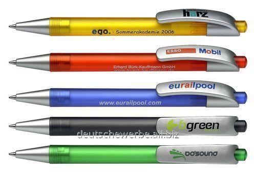 Промо ручка Schneider Dynamix разные цвета