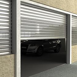 Buy Rolled gate of DoorHan of 1000х1000 mm