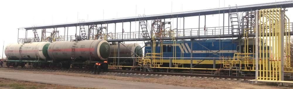 Купить Компания оказывает услуги по ответ-хранению сжиженного газа