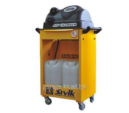 Установка для замены масла в АКПП ATF CHANGER SIVIK