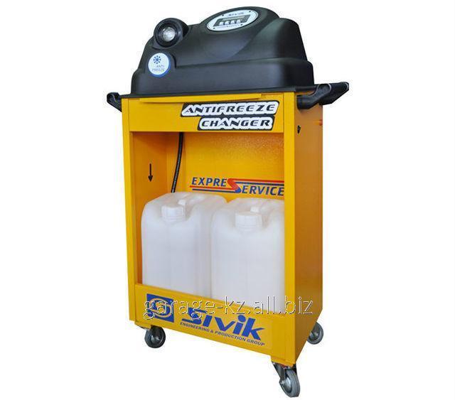 Установка для замены охлаждающей жидкости ANTIFREEZE CHANGER SIVIK