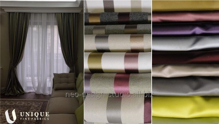 Ткань интерьерная Unique