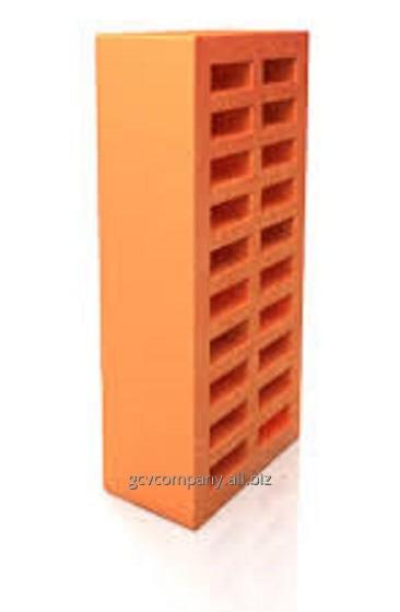 Кирпич керамический фактурный антик, желто-розовый