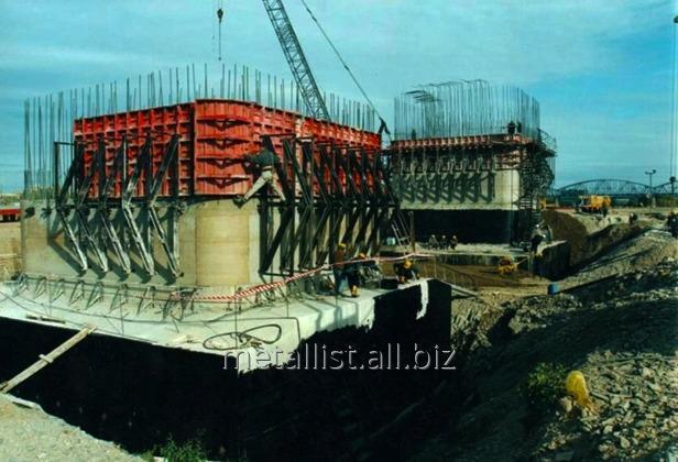 Дренажная система виадуков моста