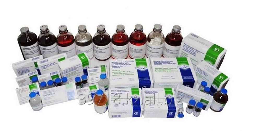 Купить Антиген для кольцевой реакции КР с молоком при диагностике бруцеллеза у животных