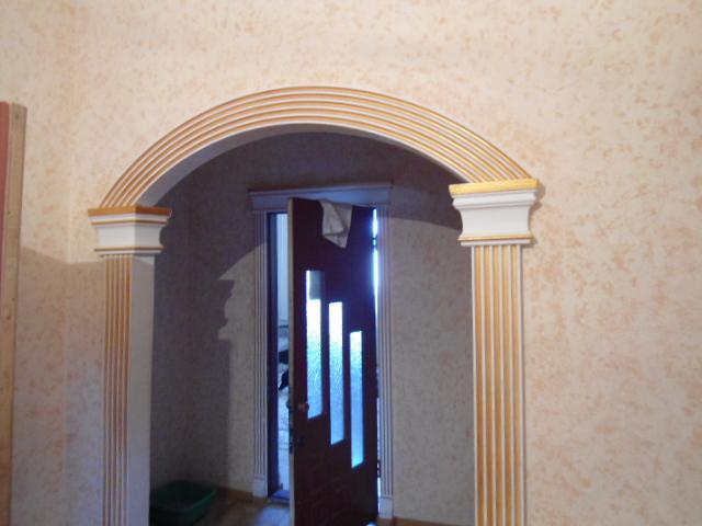арки из гипса фото