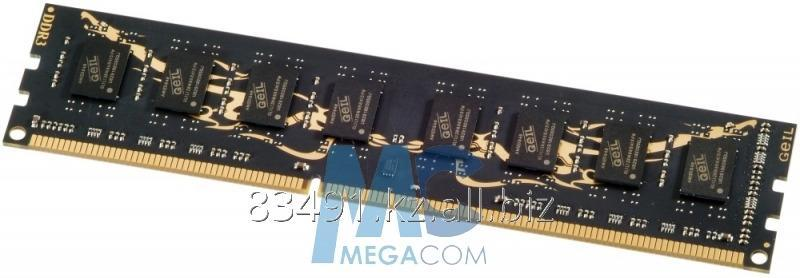 Купить Оперативная память 4GB DDR3 1600MHz Geil PC3-12800 GD34GB1600C11SC BLACK DRAGON Retail