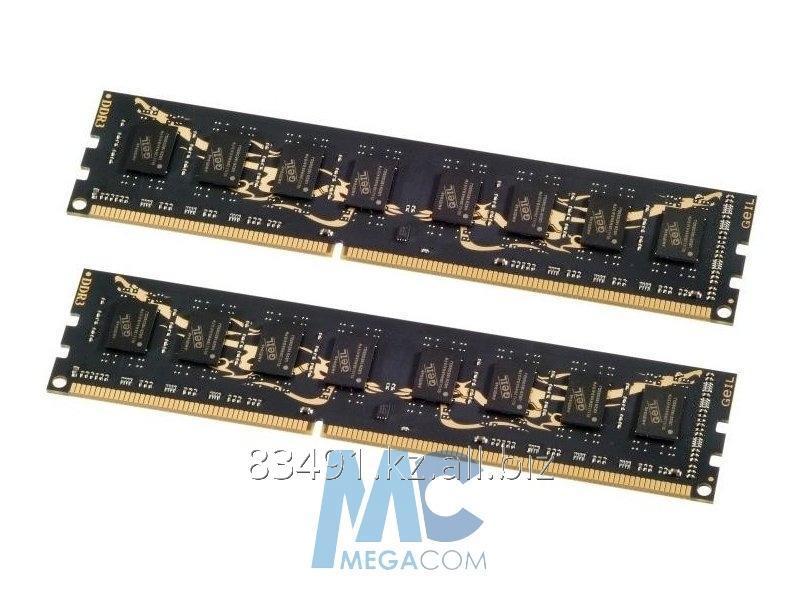 Купить Оперативная память 8GB (2x4GB) DDR3 1333MHz Geil GB38GB1333C9DC BLACK DRAGON retail