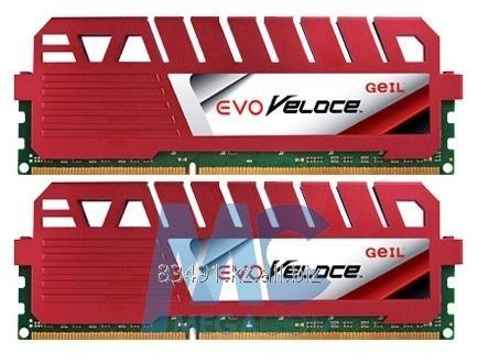 Купить Оперативная память 8Gb DDR3 (2x4GB) Geil 1866Mhz GEV38GB1866C10DC