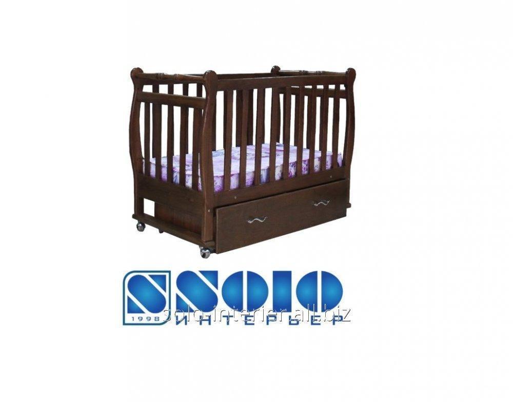 Купить Кровать для новорожденного Кроха