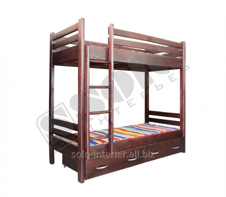 Купить Кровать двухъярусная Ботакан