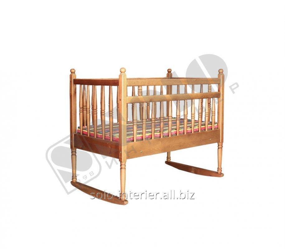 Купить Кровать для новорожденного Мишутка