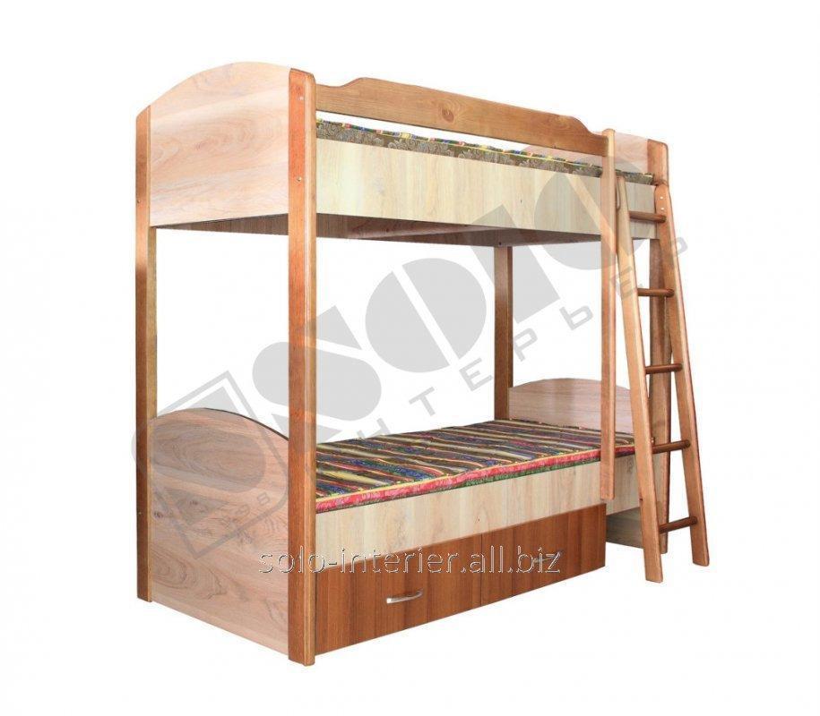 Купить Кровать двухъярусная Келешек