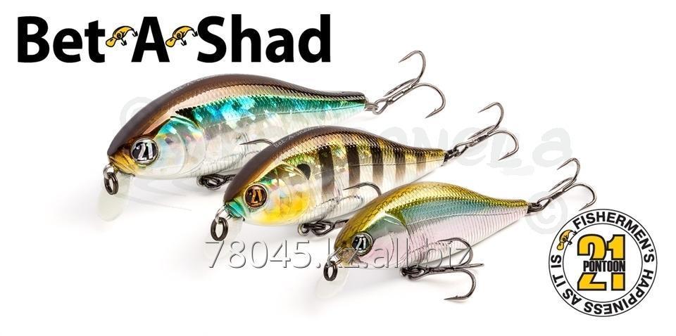 Купить Воблеры Bet-A-Shad 63SP (F)