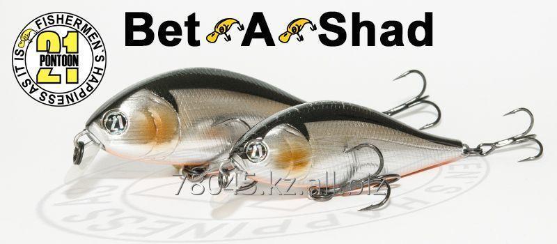 Купить Воблеры Bet-A-Shad 75SP (F)