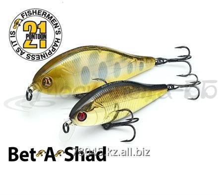 Купить Воблеры Bet-A-Shad 83SP (F)
