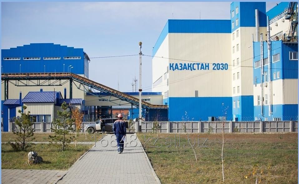 Buy Construction of concentrating, zolotoizvlekayushchy factories. GOK, ZIF, etc.