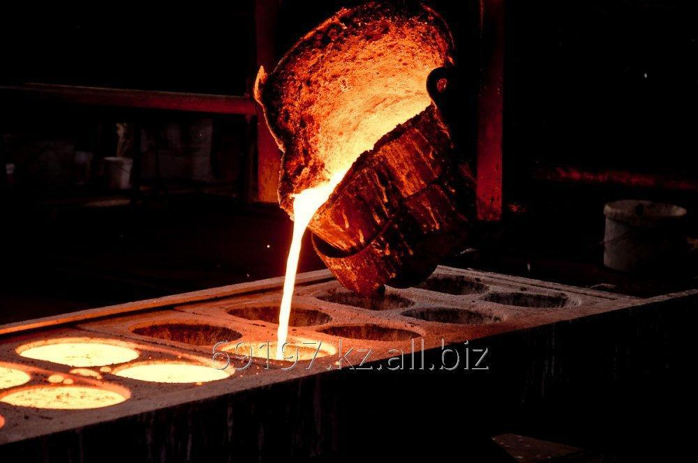 Плита футеровочная ПФ-003-000-00, отливки из стали
