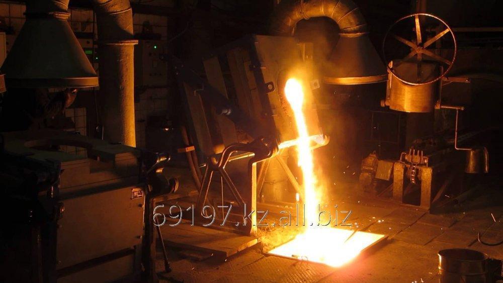 Плита 4819901033, отливки из стали