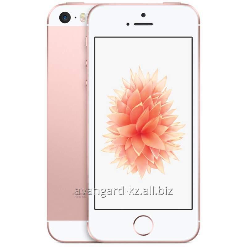 Купить Смартфон Apple iPhone SE 16Gb Rose Gold, Смартфоны