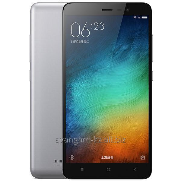 Купить Смартфон Xiaomi Redmi Note 3 16Gb Black
