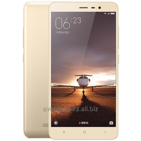 Купить Смартфон Xiaomi Redmi Note 3 32Gb Gold